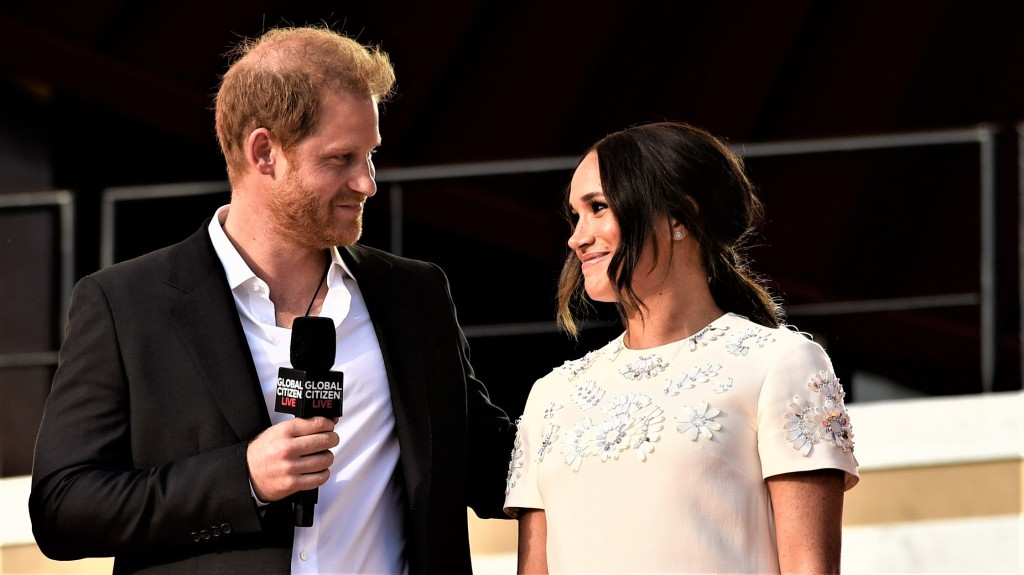 Harry and Meghan visit UN during world leaders' meeting