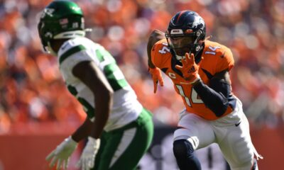 Broncos up-down drill: Highs and lows for Denver against the Jets