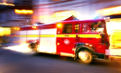 Fire at Susan B. Anthony House in Rochester ruled suspicious