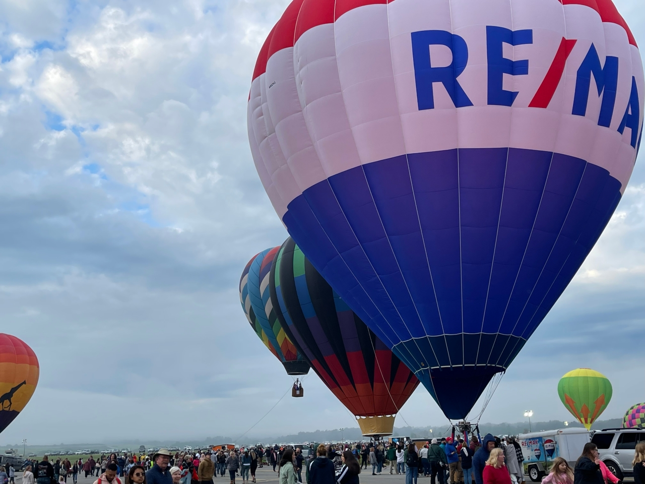 Foggy weather prevents launches on final day of a successful Adirondack Balloon Festival