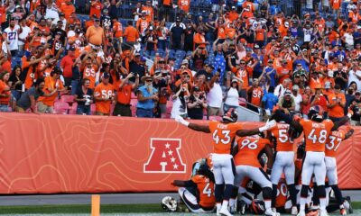 Keeler: Broncos fans, take a bow. You made Empower Field feel like Empower Field again. Loud. Proud.