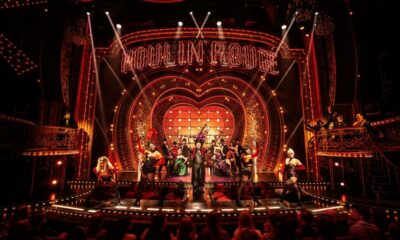 """""""Moulin Rouge! The Musical"""" sashays home with 10 Tony Awards"""