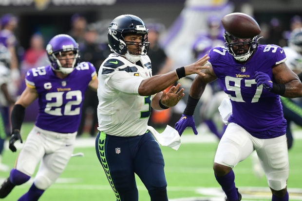 1632718612 900 Without injured Dalvin Cook Vikings swamp Seahawks 30 17 in home