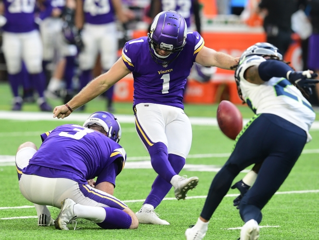 1632718613 444 Without injured Dalvin Cook Vikings swamp Seahawks 30 17 in home