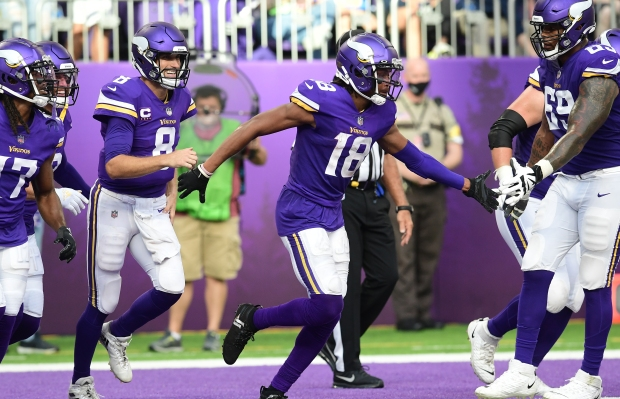 1632718614 680 Without injured Dalvin Cook Vikings swamp Seahawks 30 17 in home