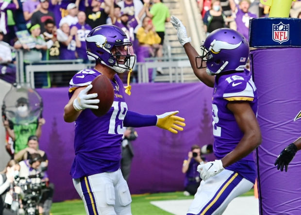 1632718617 307 Without injured Dalvin Cook Vikings swamp Seahawks 30 17 in home