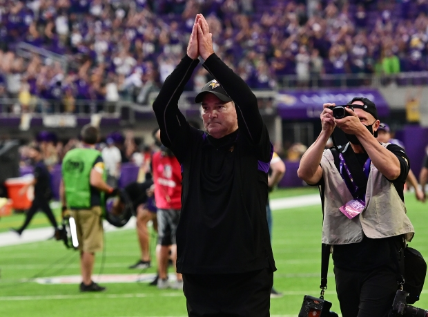 1632718617 977 Without injured Dalvin Cook Vikings swamp Seahawks 30 17 in home
