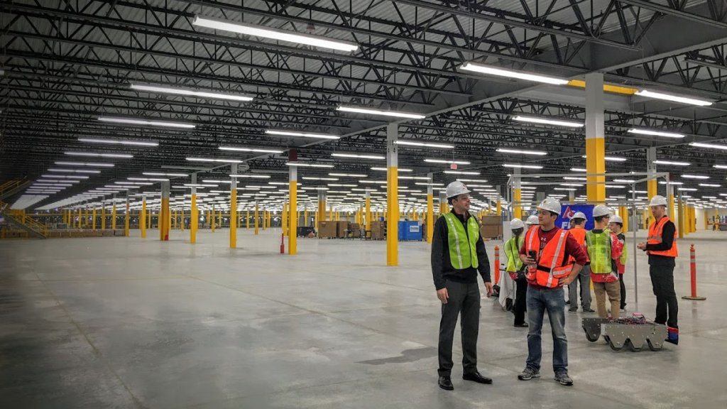 Pandemic, Amazon driving growth of east metro mega-business centers
