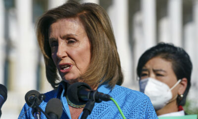 Pelosi vows to pass infrastructure, eyes smaller social bill