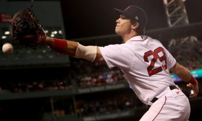 Defensive mistakes aplenty, Red Sox swept by Yankees at Fenway Park
