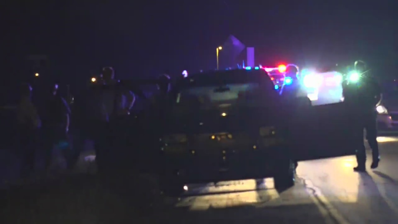 Bi-State car chase tops out at 100 mph, two men in custody