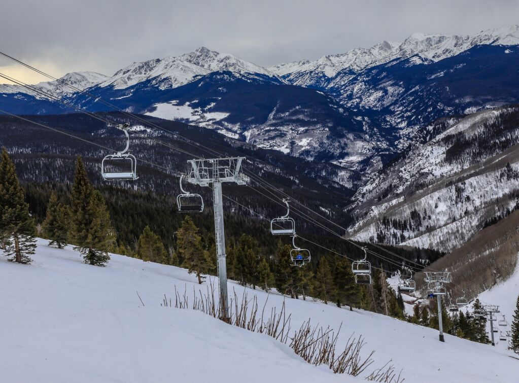 Vail's back bowls to get new quad as part of Vail Resorts' $320M Epic lift upgrade