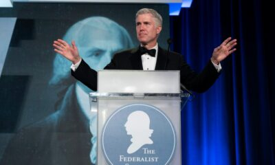 Editorial: We supported Neil Gorsuch; now we implore him to support women's liberty