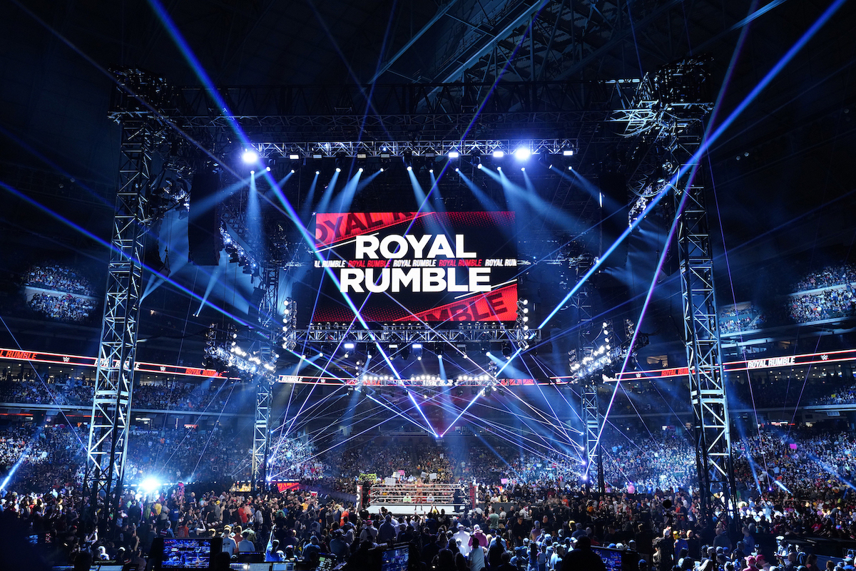 WWE's Royal Rumble coming to downtown St. Louis in 2022