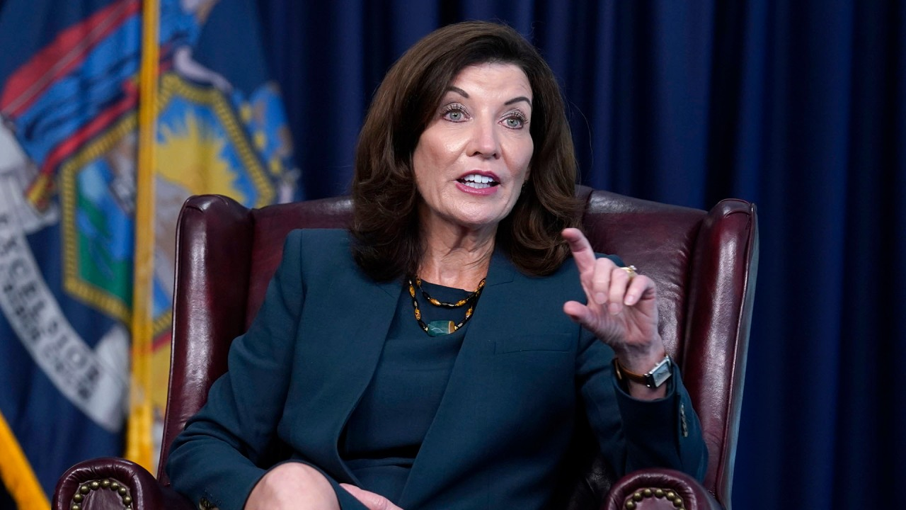 Gov. Hochul: National Guard to help with potential hospital staffing shortages