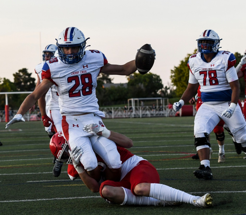 CHSAANow.com prep football rankings, Week 6: There's a new No. 1 in Class 8-man