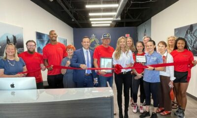 Mike Shildt opens 'Stretch Zone' studio in Chesterfield