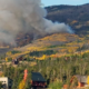 Ptarmigan fire forces evacuations in Summit County