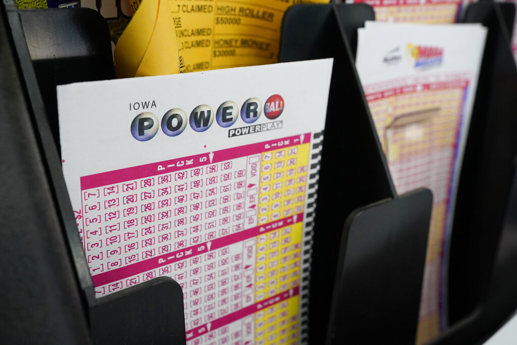 Winning Powerball numbers: Check your tickets