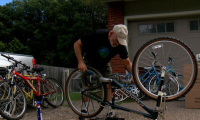 Vermont nonprofit ships bikes, sewing machines to developing countries