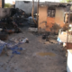 Hitmen let mom get child out before killing 7 in Juarez home, newspaper says