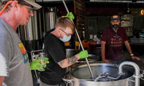 'Tis the season — for fresh hop beers