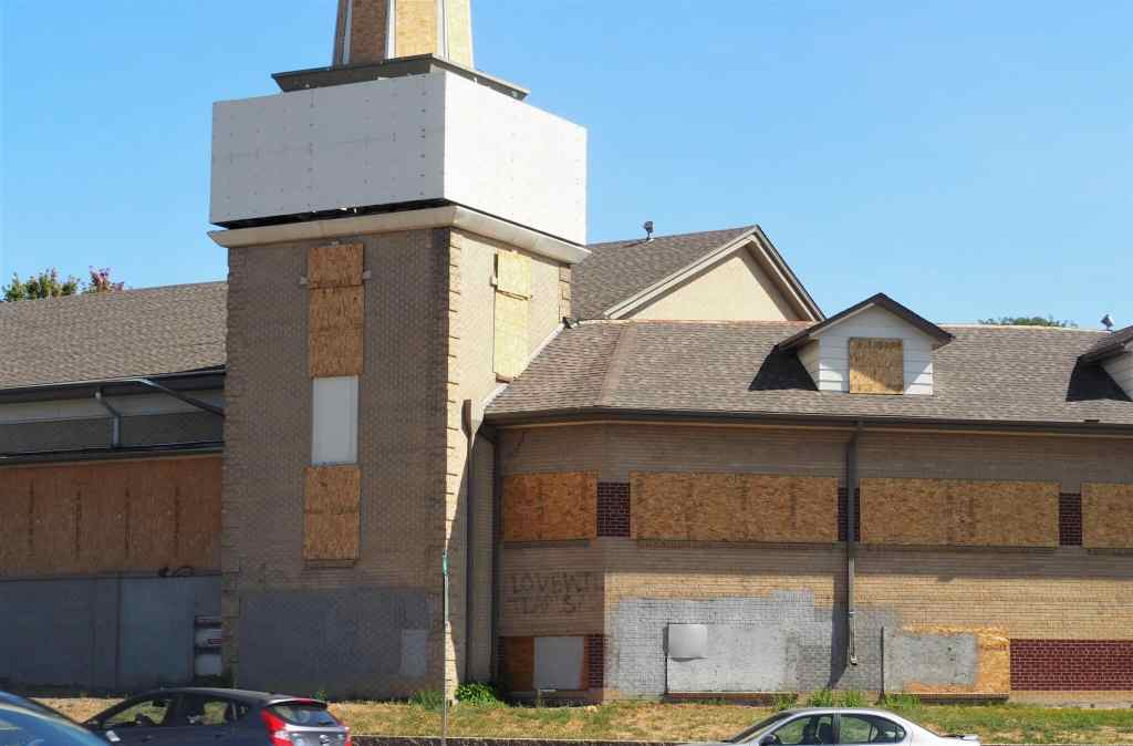 Gated community planned for vacant church site at edge of Denver's Hilltop neighborhood