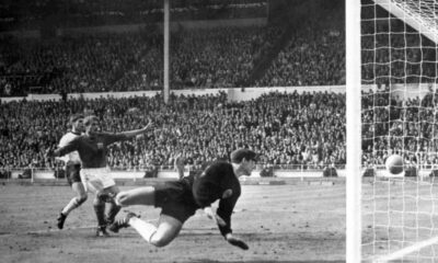 Roger Hunt, England World Cup winner and Liverpool great, dies at 83