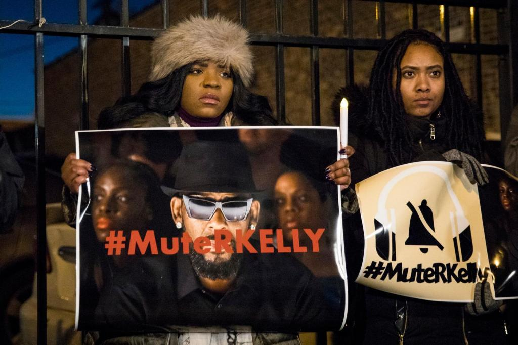 In R. Kelly verdict, Black women see long-overdue justice