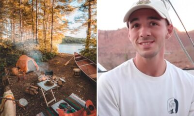 Brian Laundrie may be using adapted canoe as 'posts hold clues to hideout'