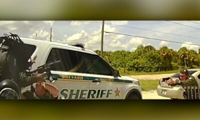 'It just went south real fast': bodycam video shows deputies survive ambush