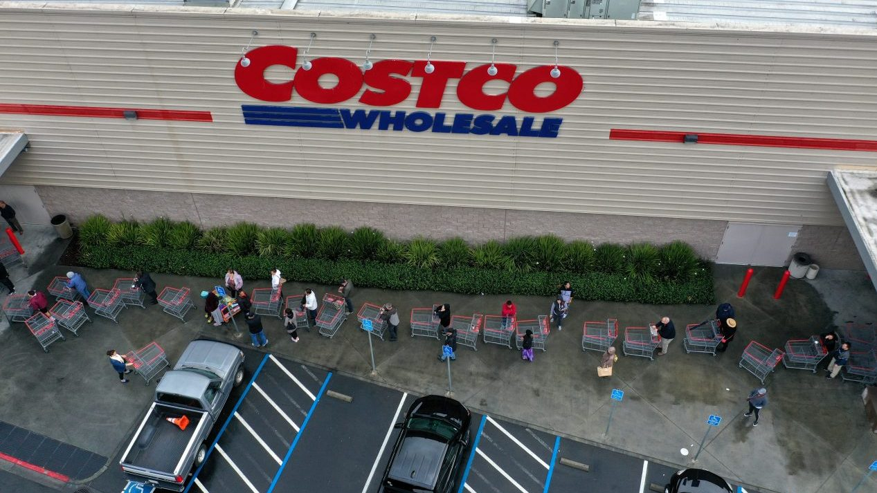 Pandemic shortages return: Costco limiting purchases