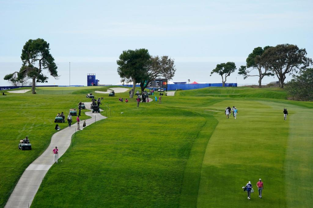 Torrey Pines goes to Saturday finish to get off NFL Sunday