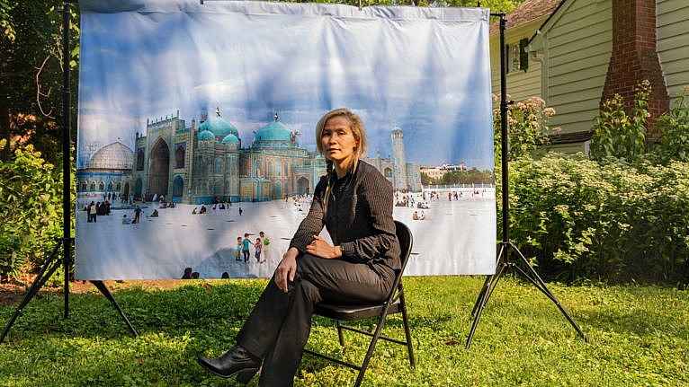 Post 9/11, young Afghans tasted peace. Now, Hadia Essazada is in exile.