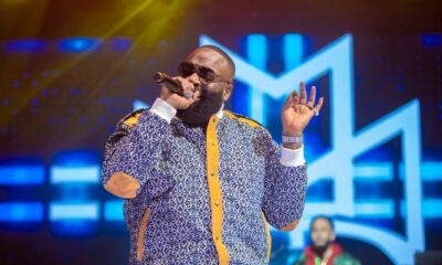Maybach Money: Rick Ross Agrees To Pay $11,000 A Month in Child Support To Mother Of His 3 Kids