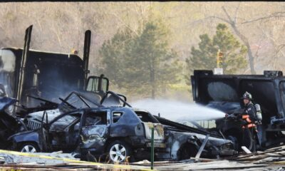 Accident or crime? Trial opens for trucker in fiery I-70 crash that killed 4
