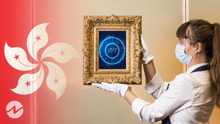 Art Auctions in Hong Kong Feature Five Highly-Anticipated NFT's