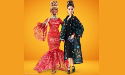 Barbie introduces 2 new dolls in honor of Hispanic Heritage Month