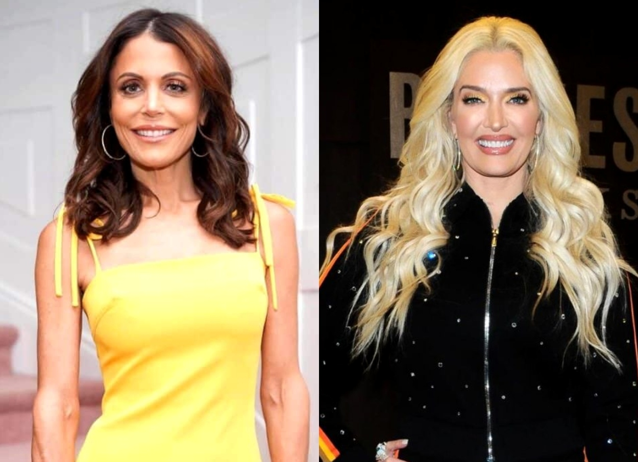 """Bethenny Frankel Admits She """"Knows Nothing"""" About Erika Jayne's Life, Suggests She's Continued to Film 'RHOBH' Because She """"Needs the Money"""""""