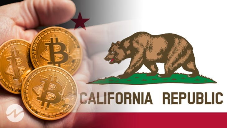 California Ranks Highest as Crypto-Ready Index of US State