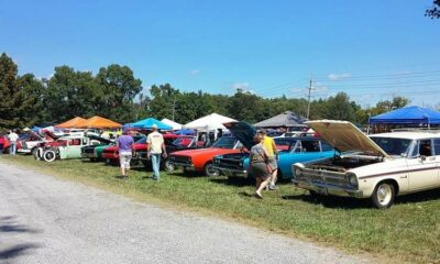 Car show and picnic this weekend in Pittsfield