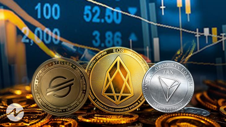 Daily Analysis -EOS, XLM, and TRX - September 27th, 2021