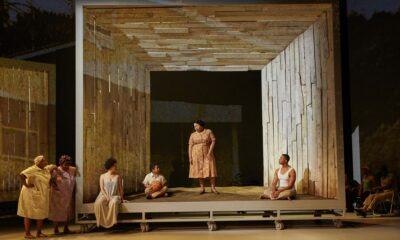 Dance Masters and Brand-New Opera in NYC This Fall
