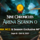 Decentralized Role-Playing Game Nine Chronicles Launches Arena Season 0