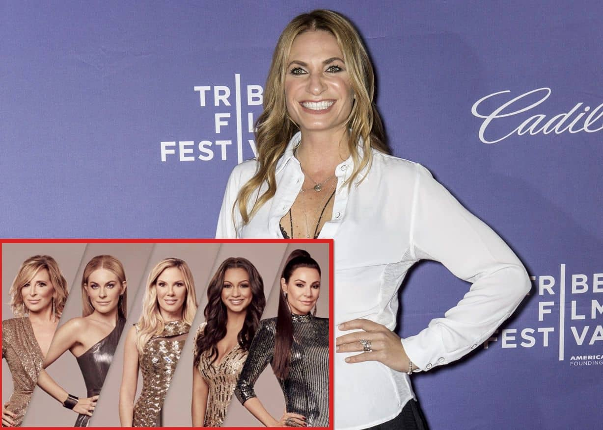 """Heather Thomson Says RHONY Needs to Be """"Recast,"""" Shades Eboni K. Williams' """"Made Up"""" Friendship With Leah McSweeney, and Slams """"Dirty Producing"""""""