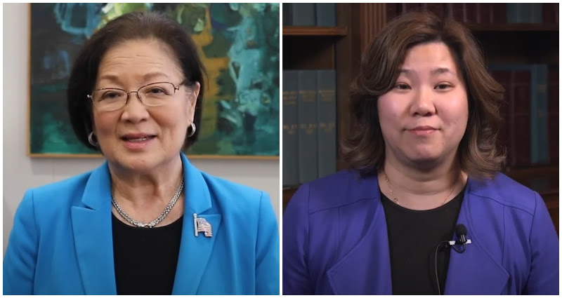 Hate Crimes Act is being pushed forward by Hirono and Meng