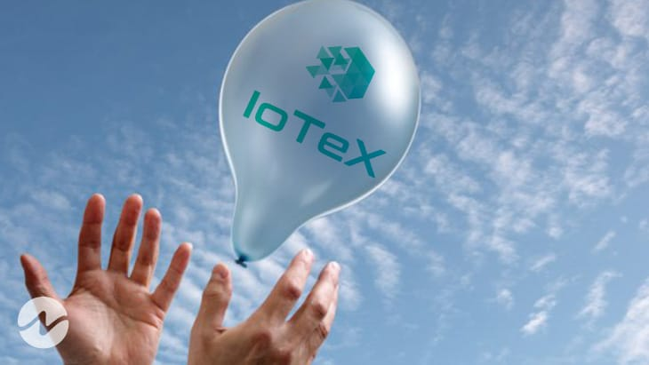 IoTeX (IOTX) Price Surges, Trading Volume Rose Over 900% in Last 24-Hours