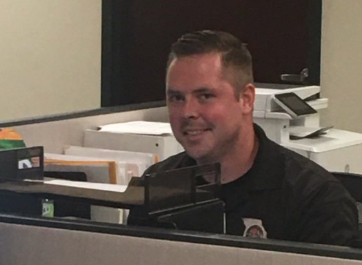 Jefferson County officer back at work after brush with death