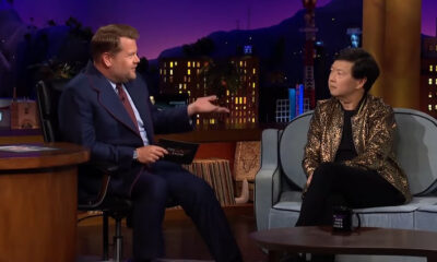 Ken Jeong on the Late Late show