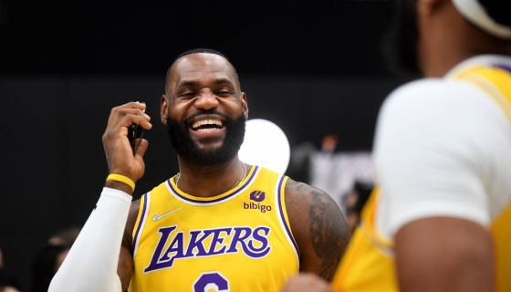 LeBron James FINALLY Reveals He's Vaccinated…But He Still Won't Urge Others To Do The Same